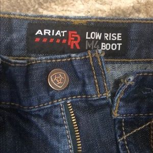 Ariat FR M4 Low Rise Boot Jeans